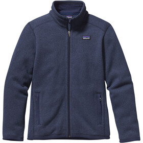 Patagonia Boys Better Sweater Jacket Classic Navy
